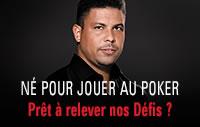 Défis Né Pour Jouer au Poker