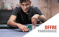 Offre Parrainage PokerStars