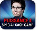 Puissance 4 Spécial Cash Game