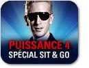 Puissance 4 Spécial Sit & Go