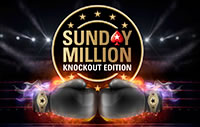 Sunday Million Édition Full Knockout