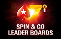 Spin and Go Leaderboards