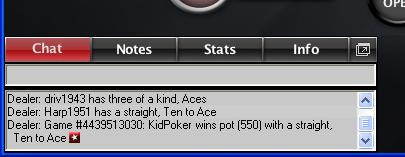 PokerStars Poker Table - BOOM!