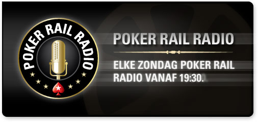 Poker Rail Radio