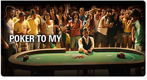 PokerStars to my - spoty reklamowe