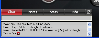PokerStars Poker Table - BOOM!