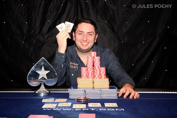 Anthony Apicella - FPS Deauville Champion