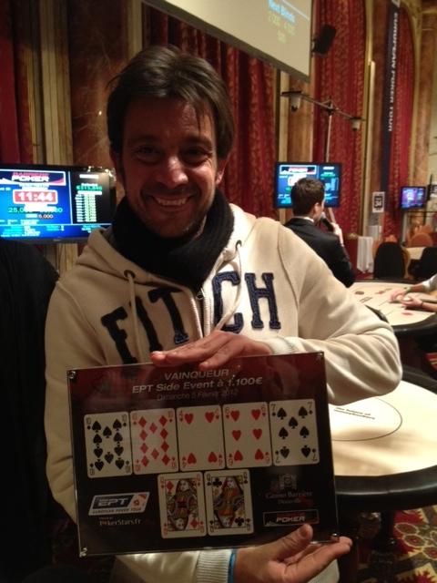 Ludovic Sultan - Champion des FPS Deauville