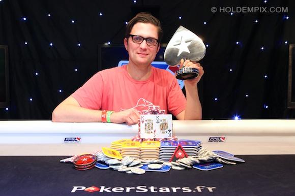 Niels Van Leeuwen - FPS Deauville Champion