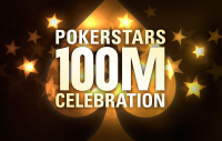 PokerStars 100 Million Celebration