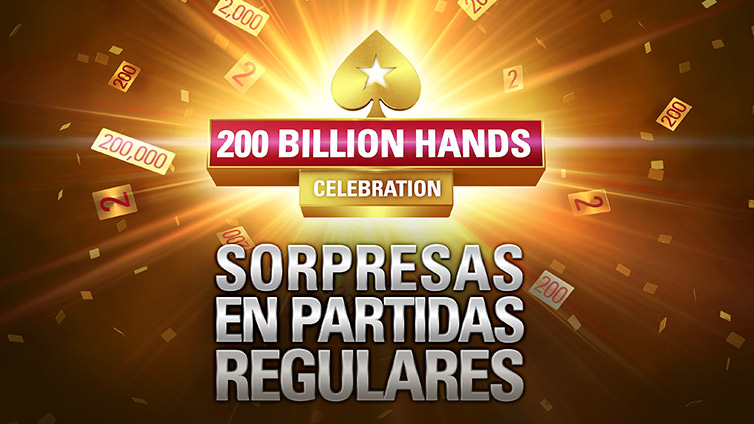200 Billion Hands Celebration: Cash Game Surprises