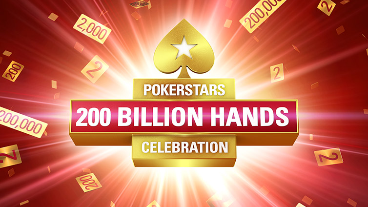 200 Billion Hands Celebration