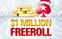 $ 1 Miljoen Freeroll