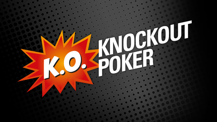 Knockout Poker Tournaments