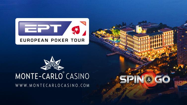 PokerStars and Monte-Carlo©Casino EPT Spin & Go's
