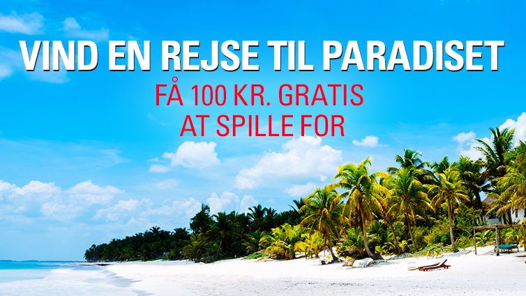 Win a Trip to Paradise