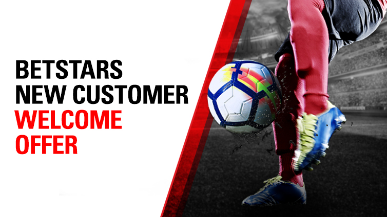 BetStars welcome offer