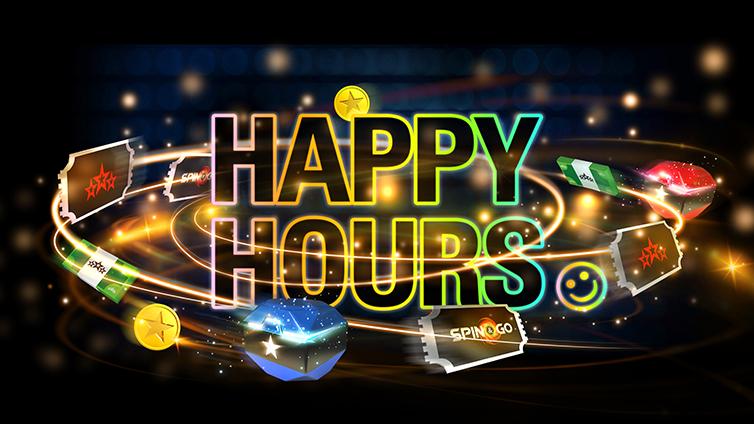 Stars Rewards Happy Hours