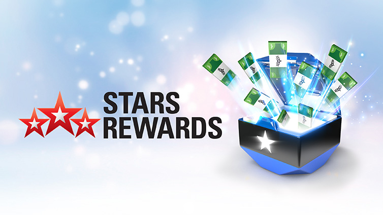 Stars Rewards - $250,000 giveaway