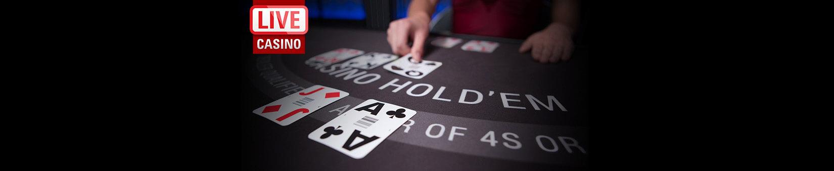 pokerstars казино live