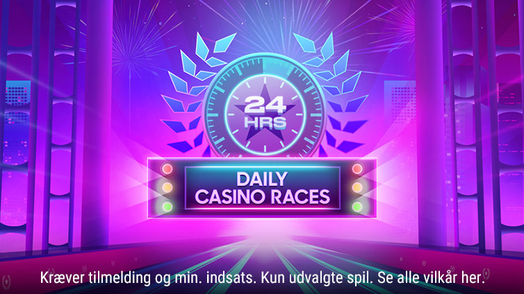 Daily Casino Races