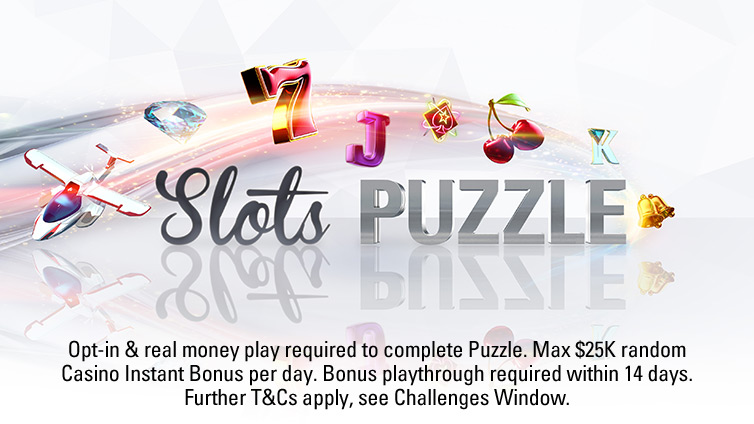 Daily Slots Puzzle