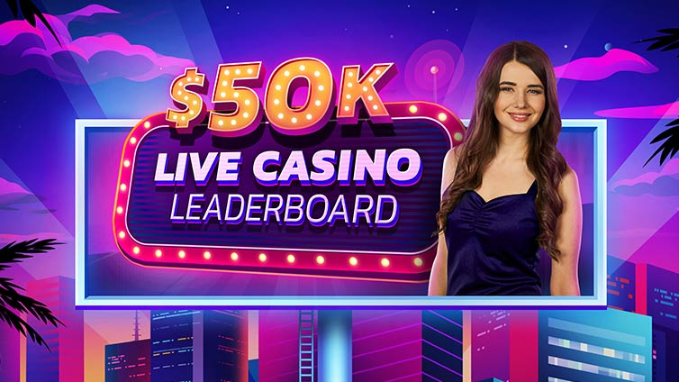 Live Casino Leader Board