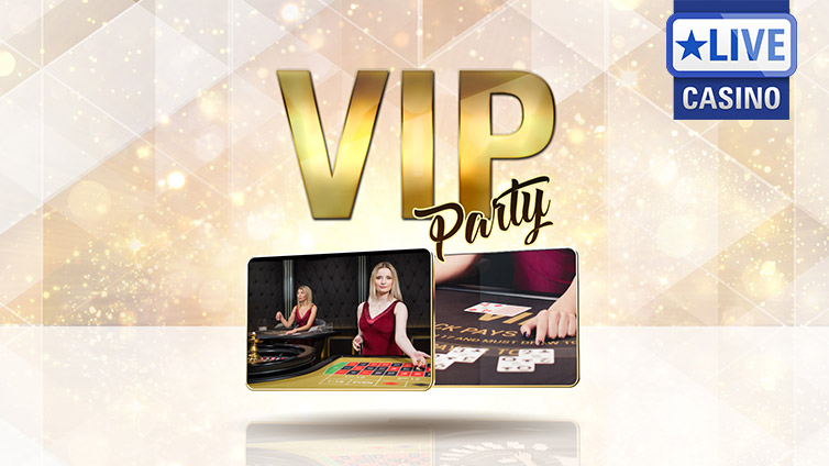 Live VIP Party