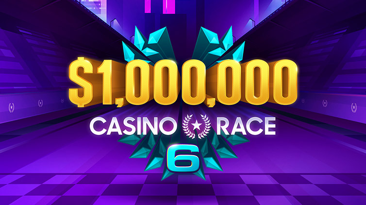 The biggest Casino Race in history.