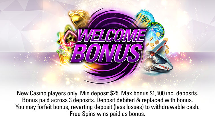 Bonuses & Free Spins for new Casino players