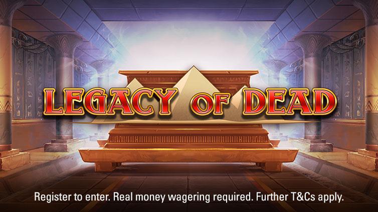 Casino Race: win a share of $50,000