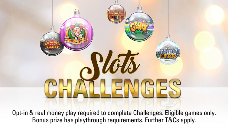 Daily Slots Challenges