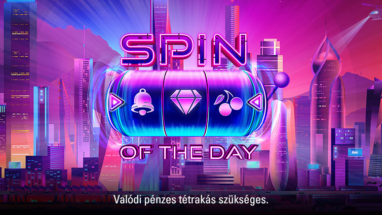 Each spin is a win – 100% guaranteed!