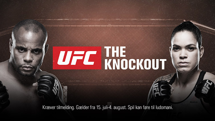 5 rounds challenge Knockout