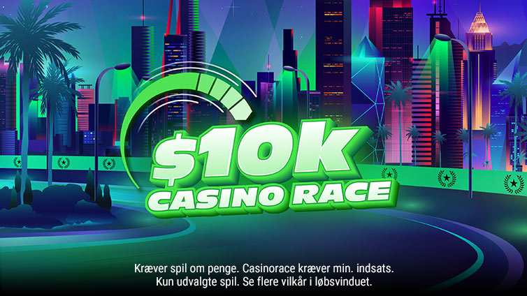 $10,000 in cash to be won