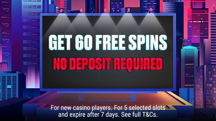 No deposit welcome offer