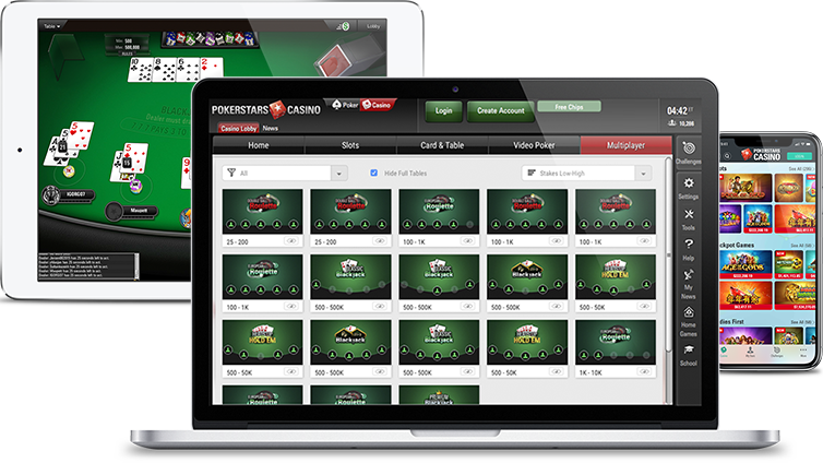 Casino pokerstars mobile queenco hotel casino 4