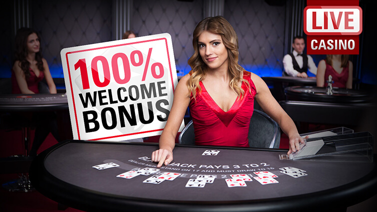 100% deposit bonus up to $200 & shot at $5K cash
