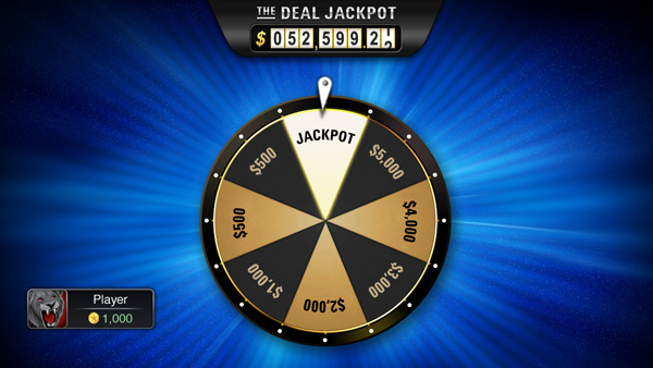 Play Casino, Play The Deal - Win the jackpot