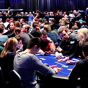 Accessible poker