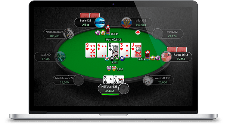 Play Poker Online Free