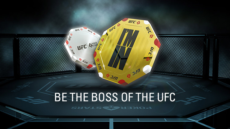Be the Boss of the UFC